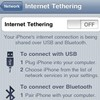 Want to tether your iPhone without the need of messy hacks or jailbreaks?