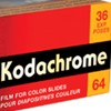 Kodak puts iconic Kodachrome film out to pasture.