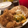 Eight places to satisfy your chicken and waffle cravings.