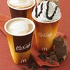 McDonald's seems to be doing quite well selling fancy coffee.