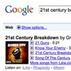 Google pulls the curtain back on brand new music search.