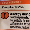 A gallery of dumb food allergy advisories for your viewing pleasure.