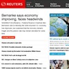 Reuters decides to give their website a complete facelift.