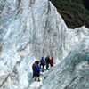 A handy tutorial on how to begin glacier climbing for those of you so inclined.