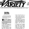 Variety to start charging for their online news in the very near future.