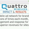 Apple to acquire Quattro Wireless Ad Company for a mere $275 million.
