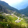 Eleven of the world's craziest roads for you to gawk at.